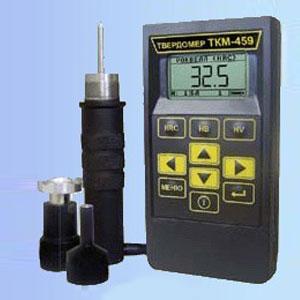 俄罗斯TKM-459超声波硬度计