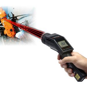LS双功能便携式红外测温仪