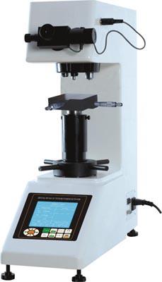 HVS-10大屏幕数显手动转塔维氏硬度计