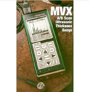 MVX超声波测厚仪(A/B扫描)