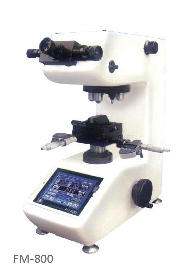 FM-800触摸屏显微硬度计